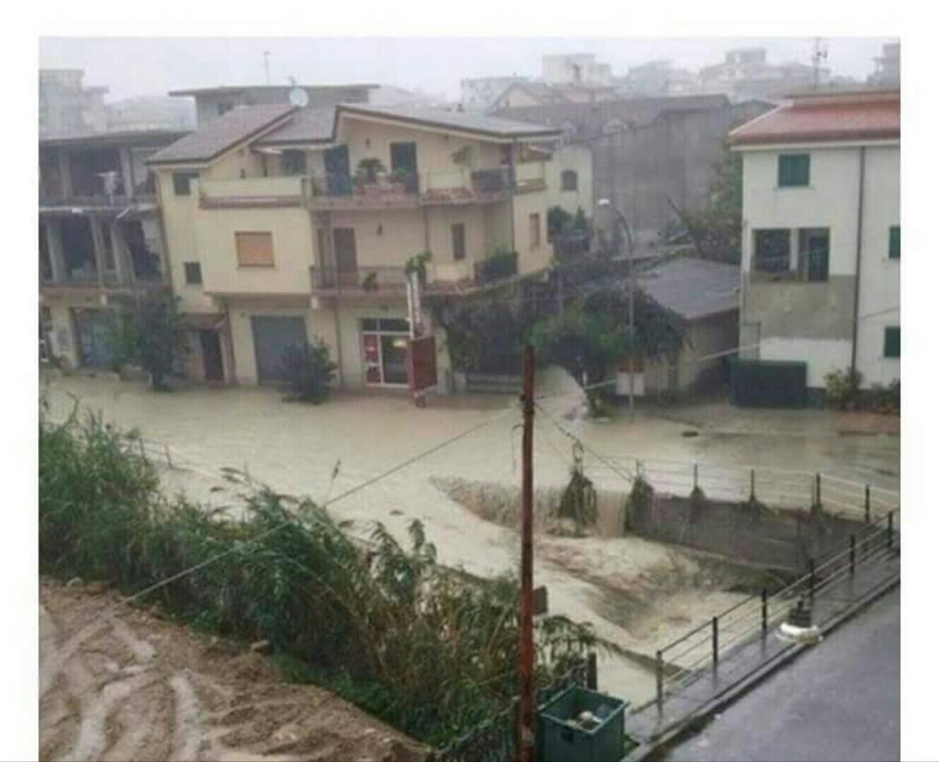 Maltempo novembre 2015 - Brancaleone