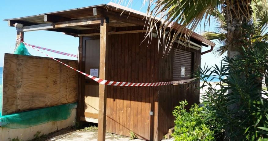 Sequestro guardai costiera Palmi