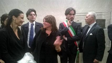 Inaugurazione Castello Aragonese Reggio