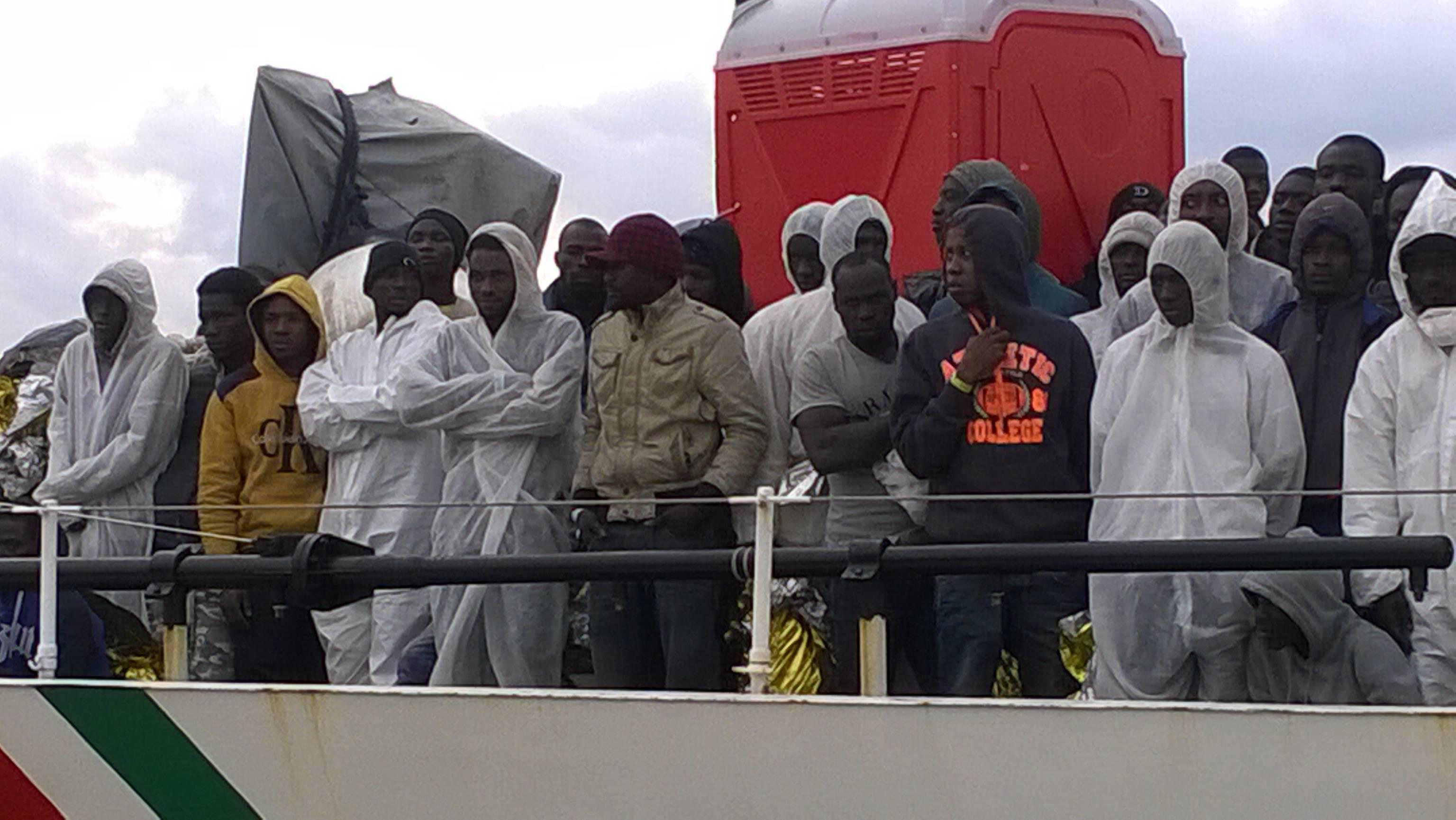 """Migranti, Upi Calabria: """"Salvare vite, non fare politica"""""""