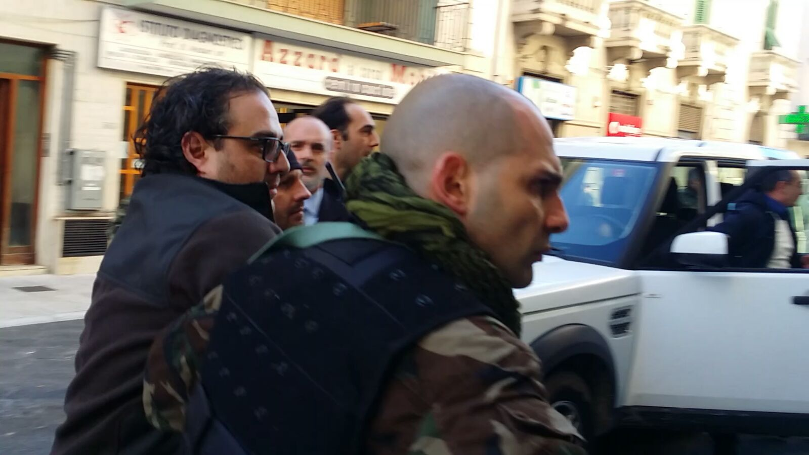 Arresto latitanti Crea Ferrara Rc 2