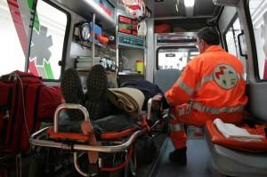 Autista ambulanza
