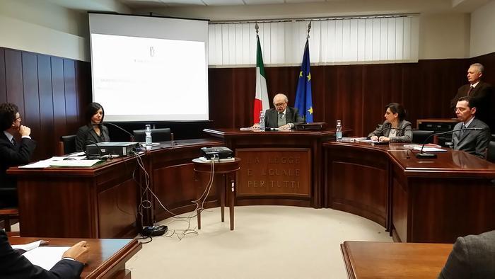 Adunanza della Corte dei Conti
