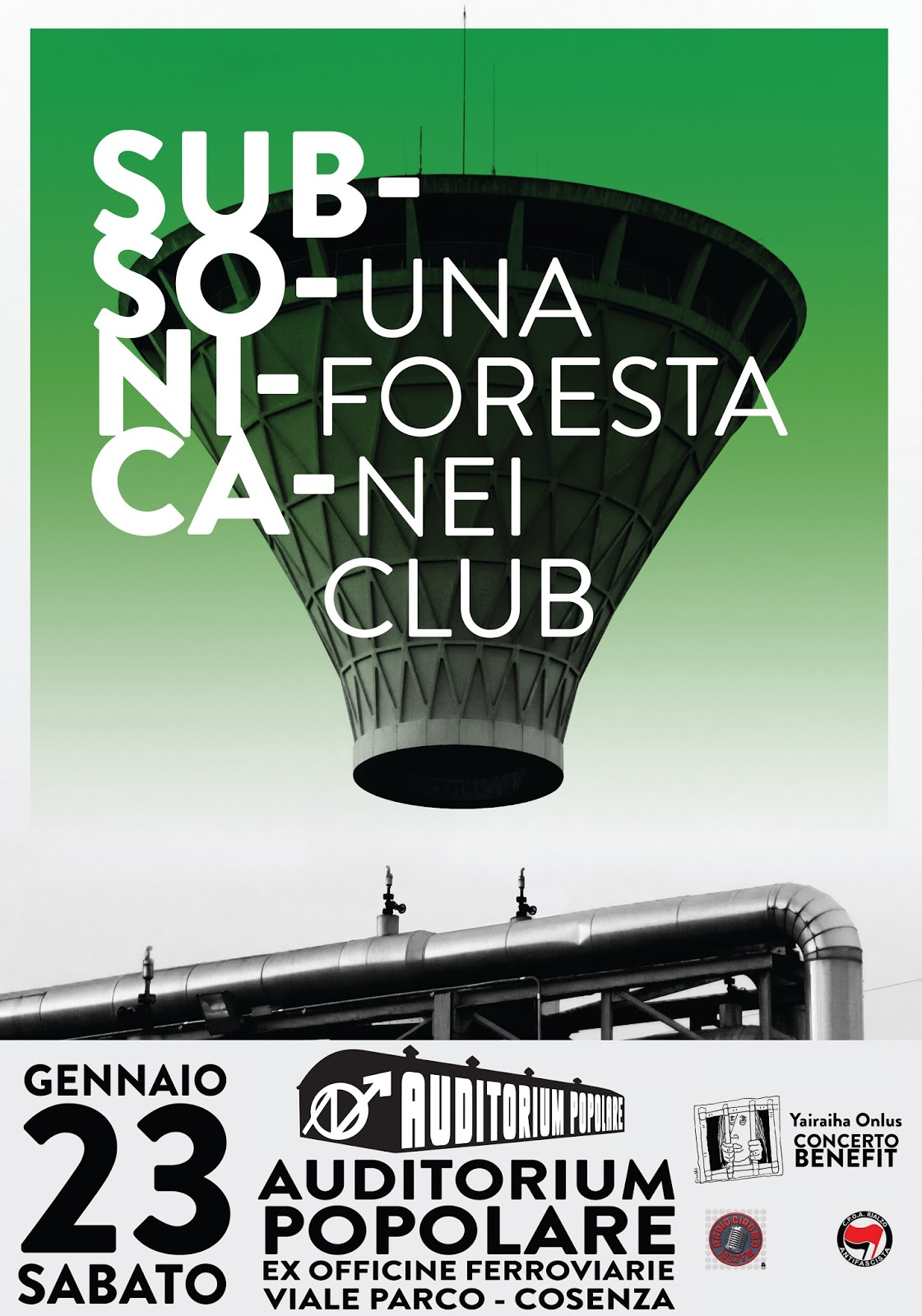 SUBSONICA 70X100