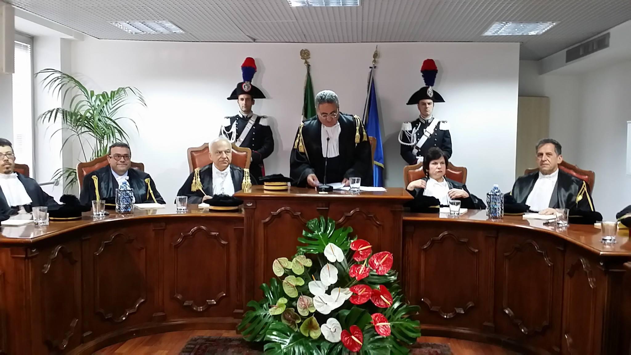 Inaugurazione anno giudiziario Tar