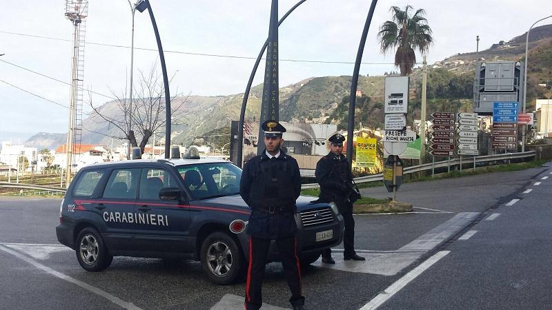 Stazione Bagnara carabinieri
