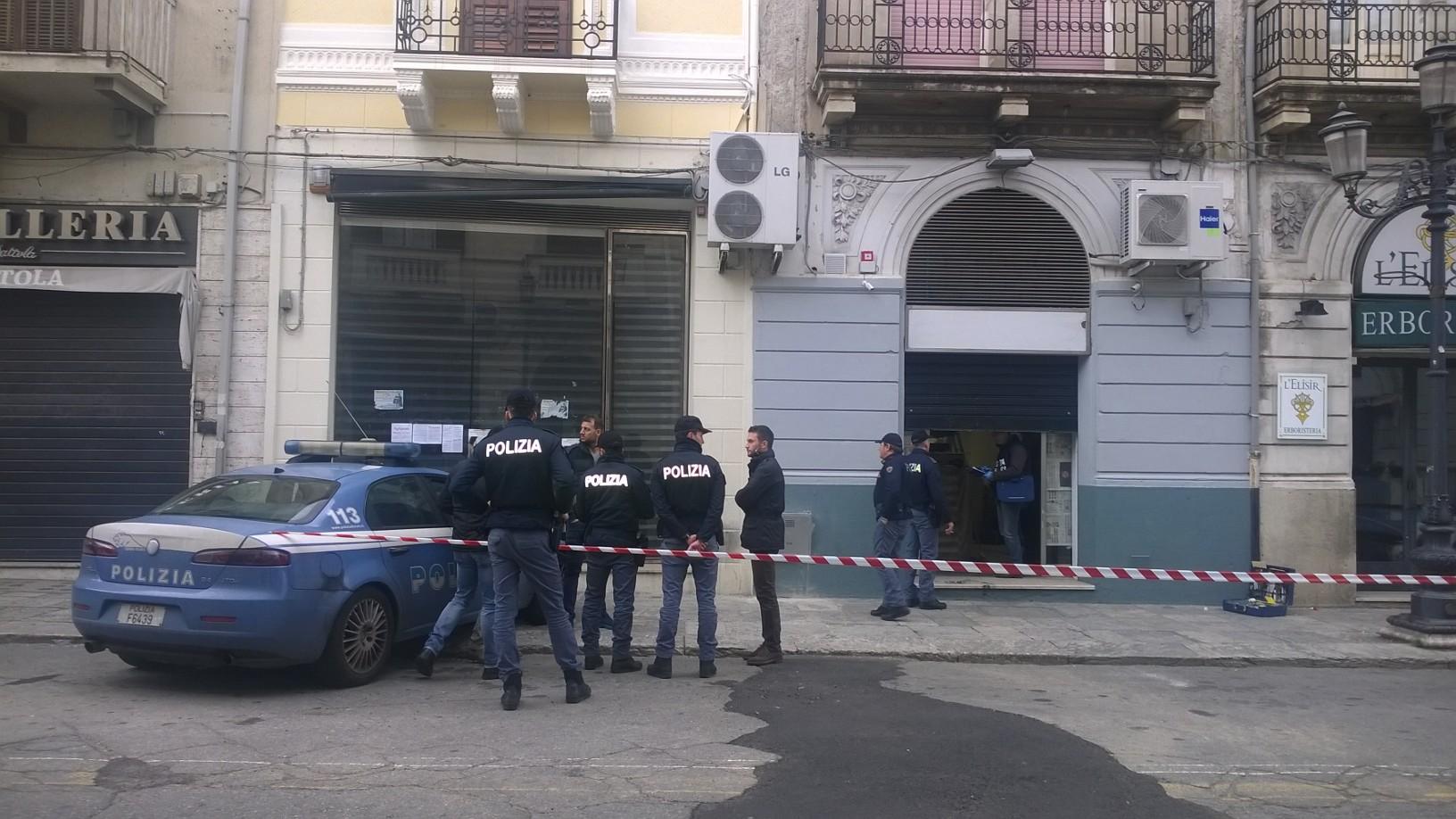 Allarme Bomba a Reggio Calabria