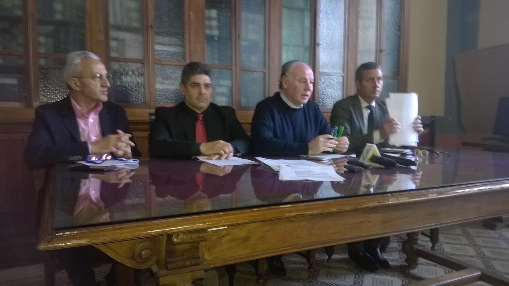 Conferenza stampa Sogas