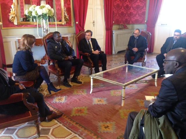 Accordo Calabria Senegal