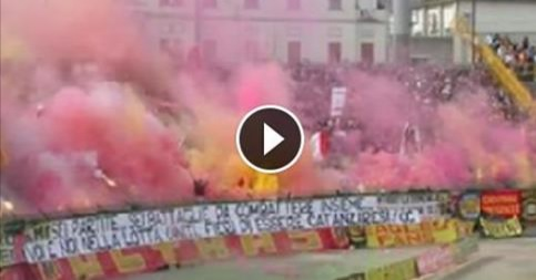 Curva Cz calcio video