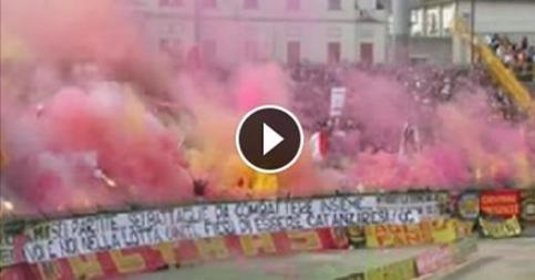 Curva Cz calcio video