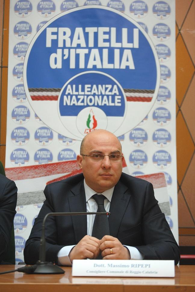 Massimo Ripepi, Fratelli d'Italia