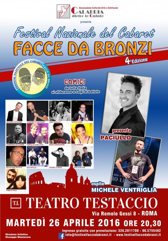 MANIFESTO_concorrenti festival Facce da Bronzi