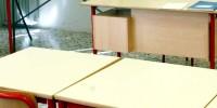 Scuola cattedra aula