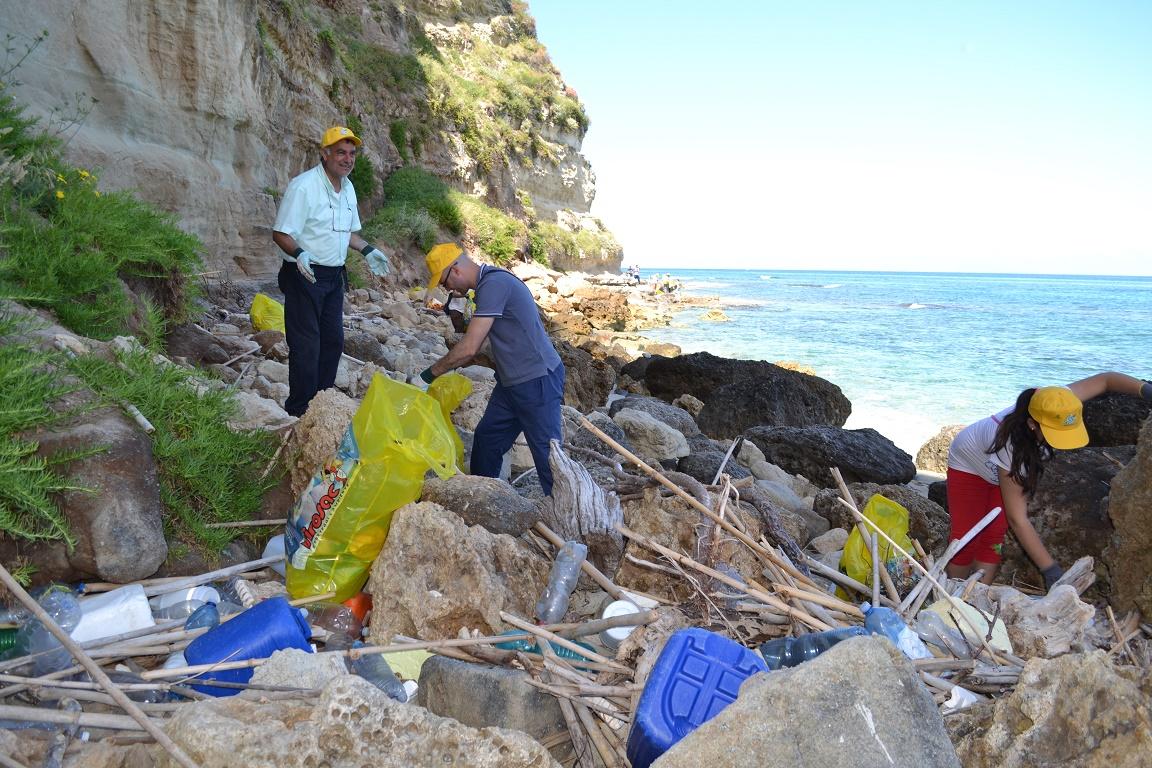 Spiagge Pulite di Legambiente: appuntamento fisso a Ricadi (VV)