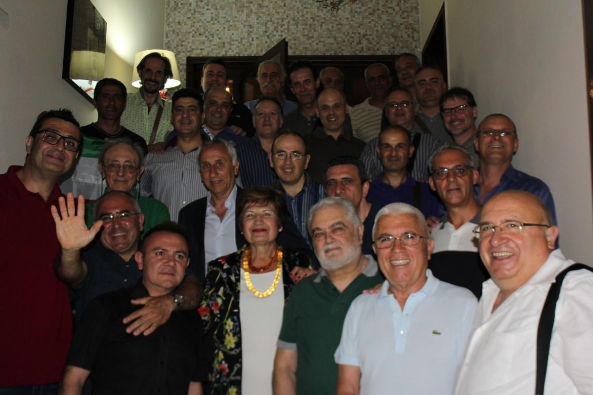 """Reggio - La sezione H anni 1981-86 dell'ITIS """"G. Vallauri"""" si riunisce 30 anni dopo il diploma"""