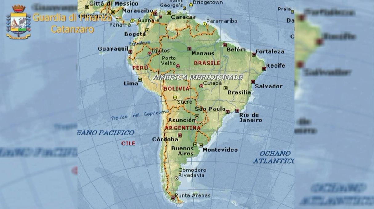 Ndrangheta e narcotraffico operazione Due Mari asse Italia-Usa-Colombia