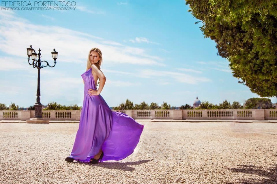 La stilista calabrese Elena Vera Stella protagonista alla Torino Fashion Week fino a domenica