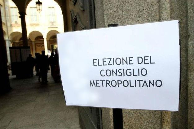 Elezioni città metropolitana