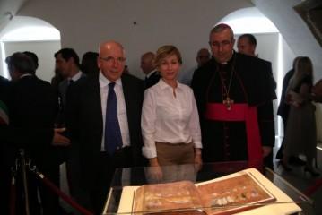 inaugurazione codex purpureo  - 7