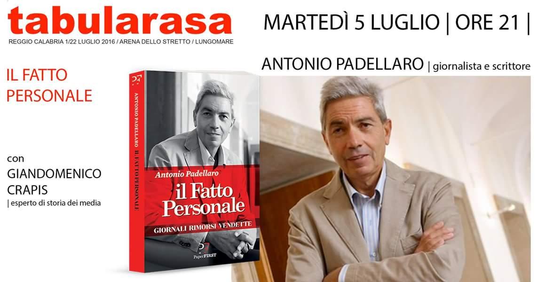 Antonio Padellaro Tabularasa