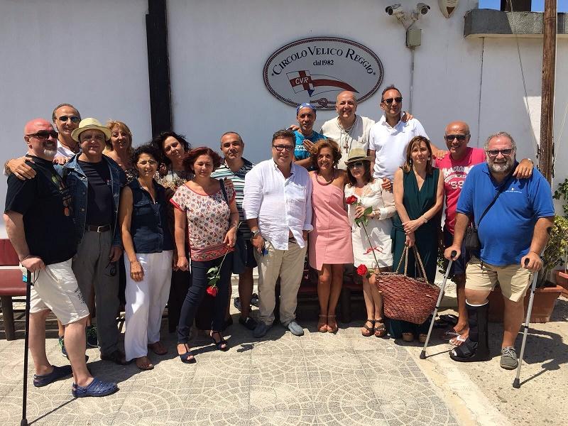 """Reggio - """"Vinciani semper"""" la reunion di 19 ex alunni del liceo scientifico Vinci"""