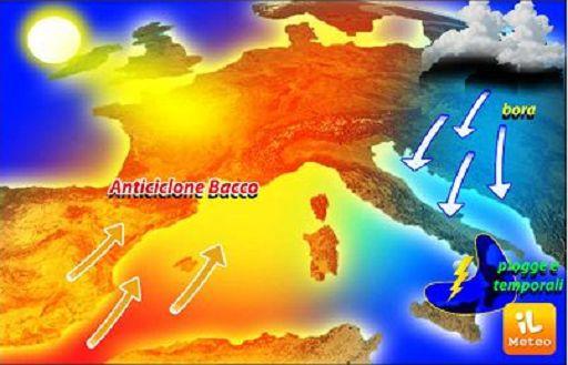 Anticiclone Bacco
