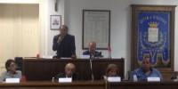 Consiglio comunale Siderno Pietro Fuda