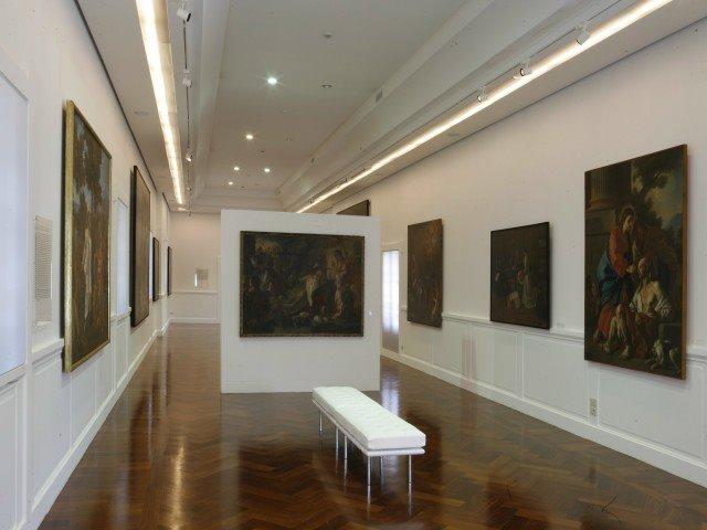 Galleria nazionale museo Cosenza
