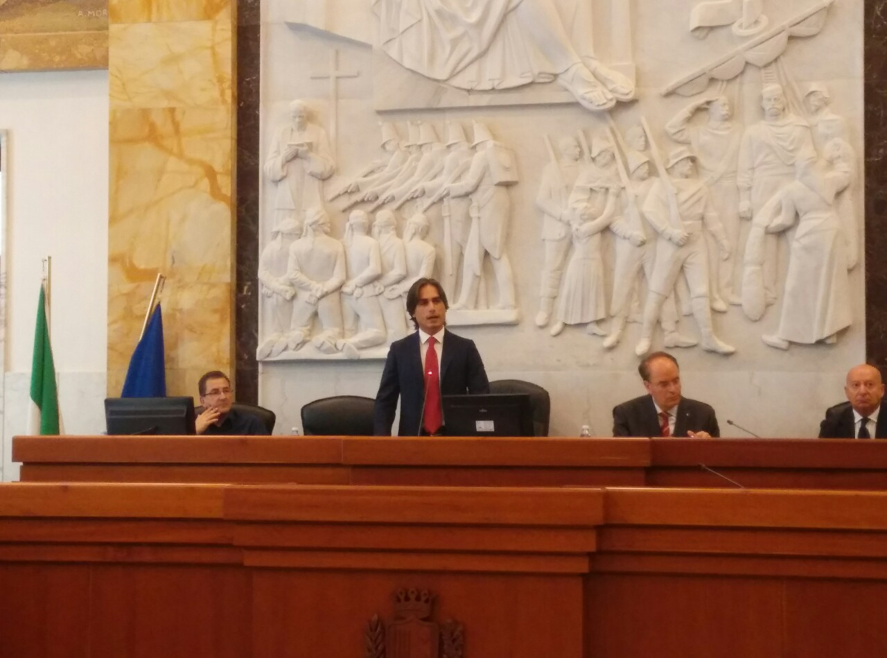 Consiglio metropolitano Reggio