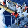 Migranti salvataggio Marina Militare
