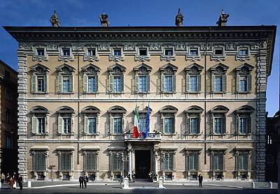 Palazzo Madama Senato