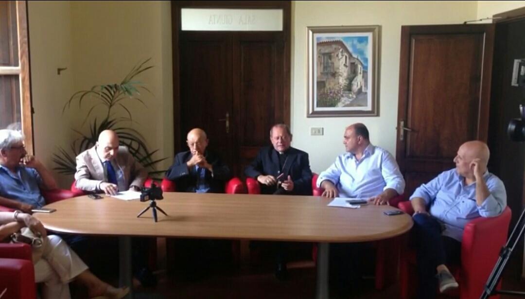 Conferenza Locri su Asp