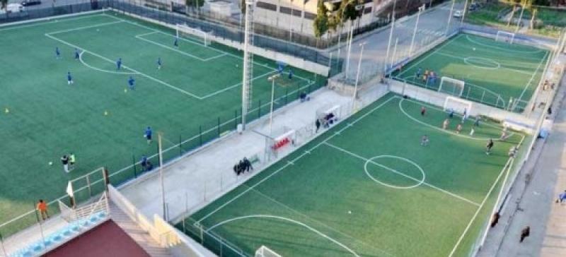centro sportivo viale messina