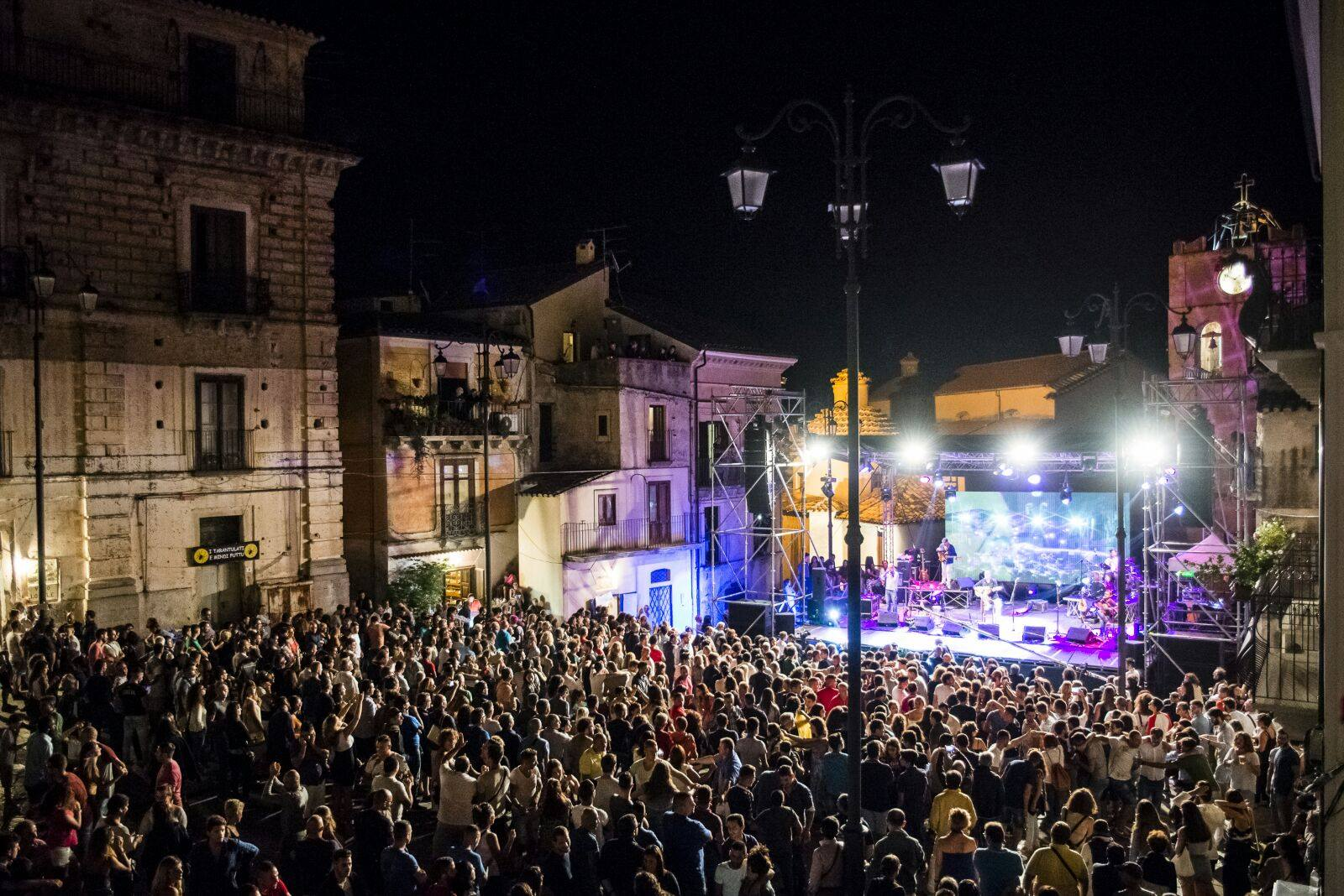 Kaulonia Tarantella green festival