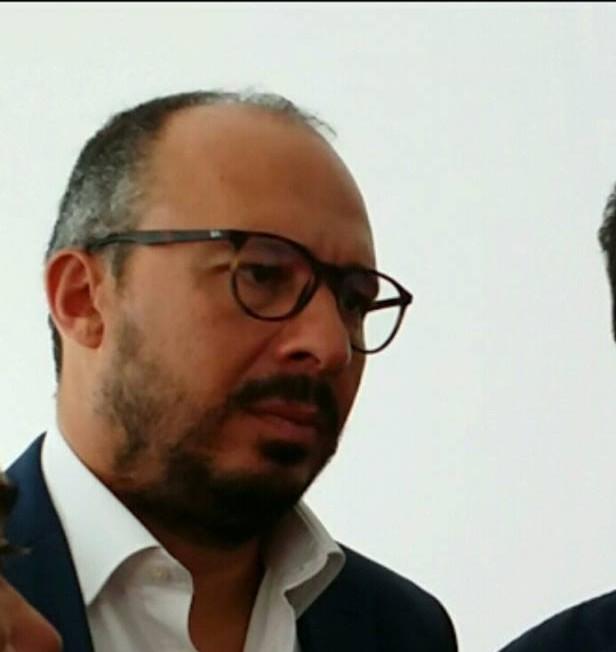 Davide Faraone e Enzo Bruno