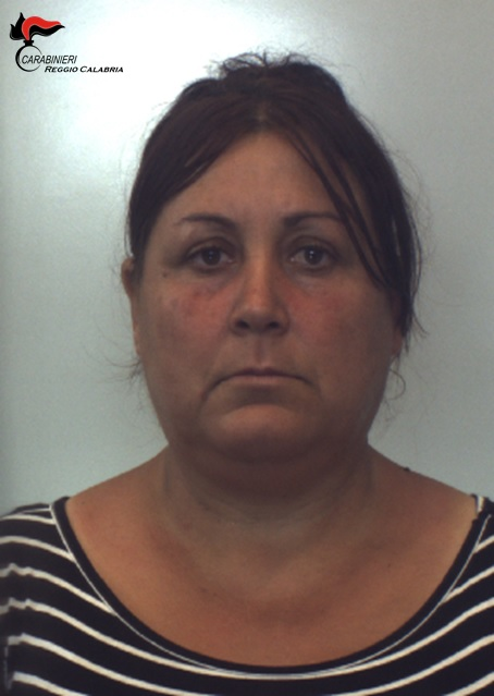 Emanuela Fischè arrestata a Siderno