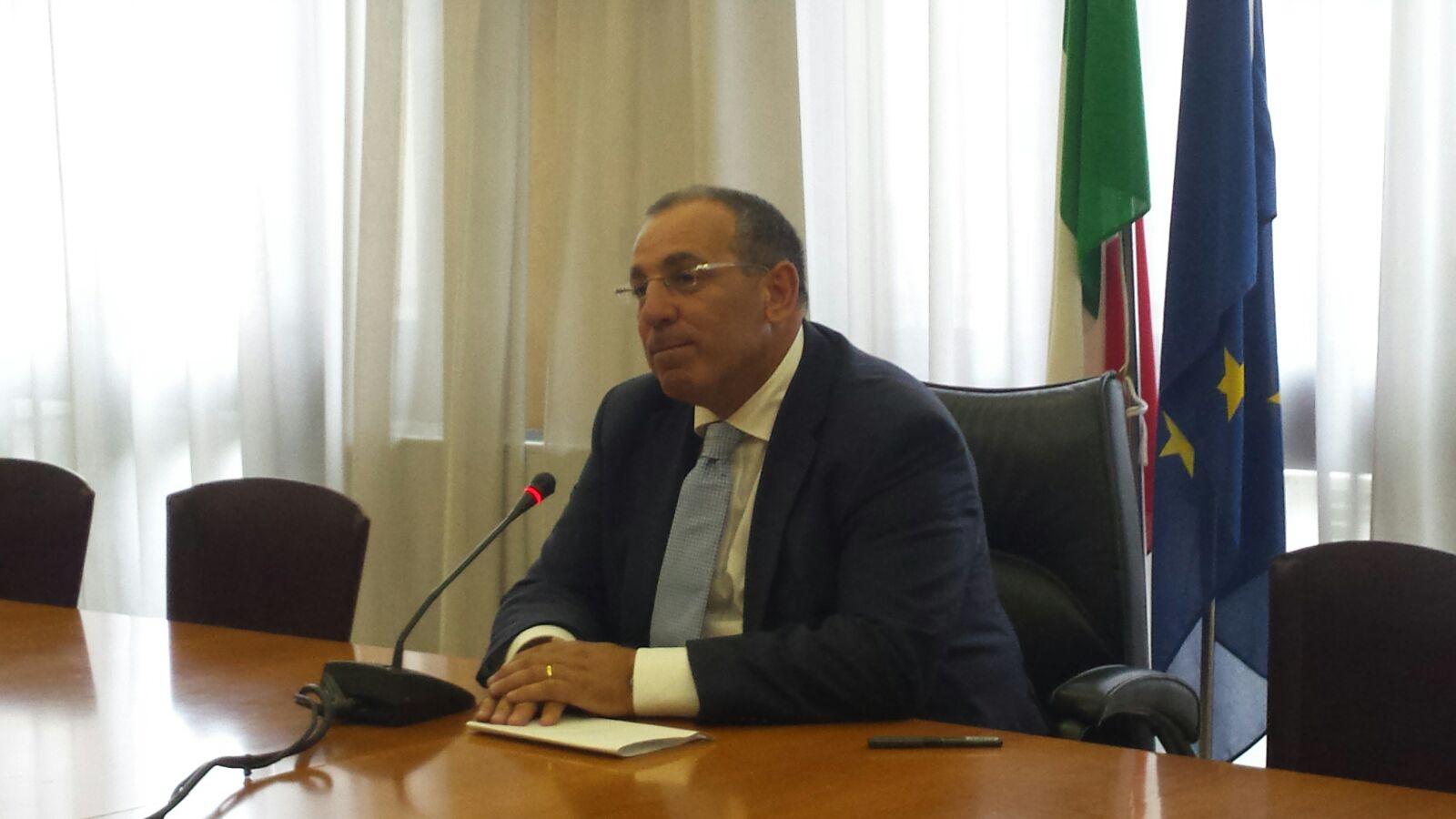 Michele Di Bari prefetto Reggio Calabria