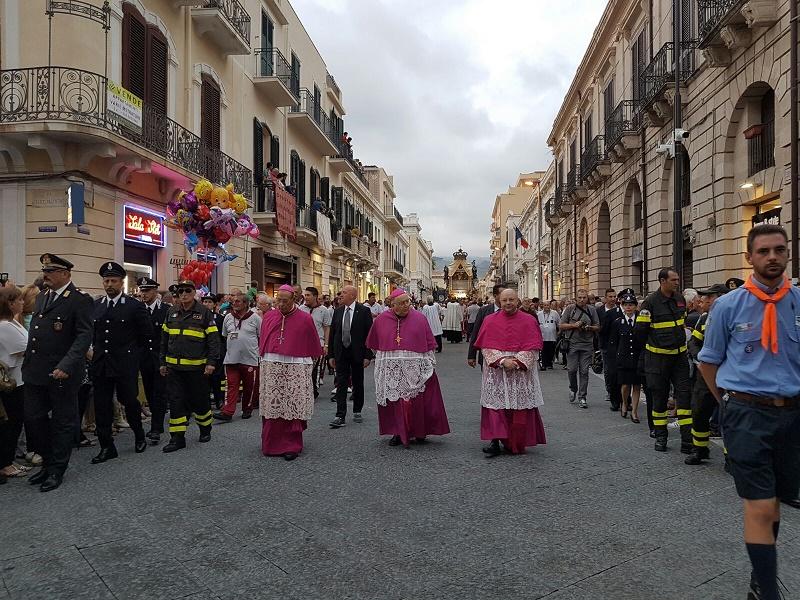 Processione Madonna della Conzolazione ultimo giorno