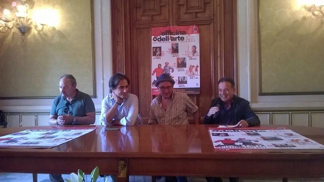 Reggio - Officina dell'arte firma nuova stagione teatrale al Cilea