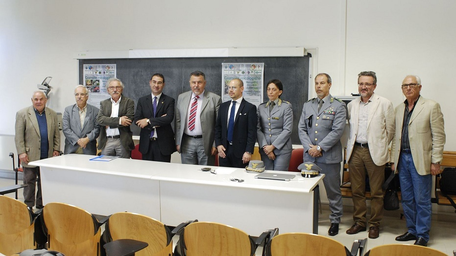 """Reggio - Successo per la III edizione delle """"Giornate micologiche"""" alla Mediterranea"""