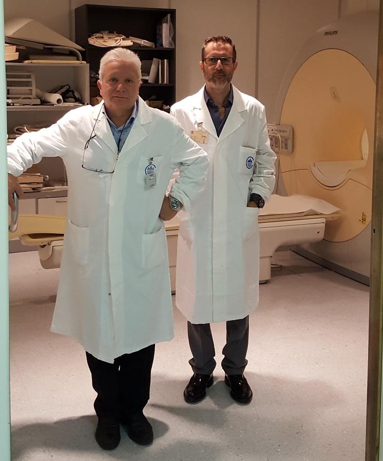 Catanzaro - Riconoscimento europeo per Radiologia Presidio Onco-Ematologico De-Lellis