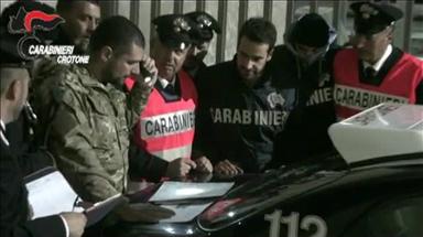Carabinieri Crotone operazione Six Towns