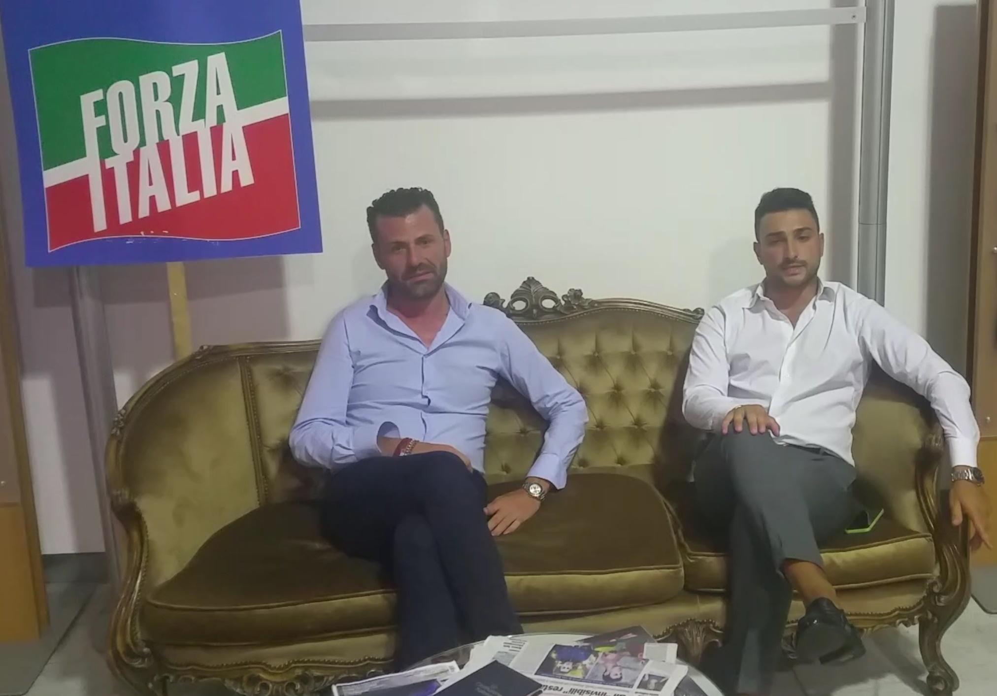 Cosenza - Alessandro Esaltato guiderà coordinamento cittadino di Forza Italia d'oltre Campagnano