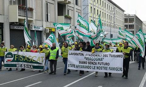 Lavoro nero e sommerso, la Regione Sicilia accetta richiesta Fisascat