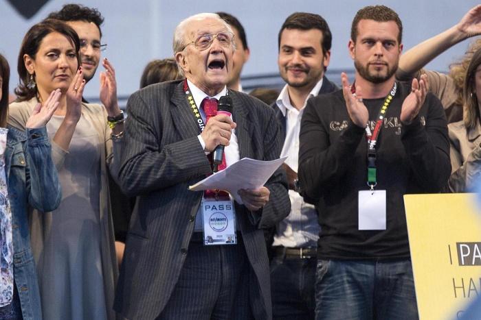 """Crotone - Domenica Imposimato spiega le ragioni del """"No"""" al referendum"""