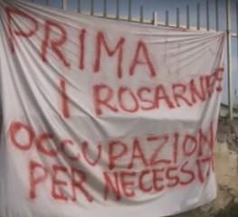 Occupazione Villaggio Solidarietà