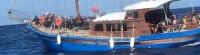 Roccella Jonica salvataggio migranti Guardia Costiera