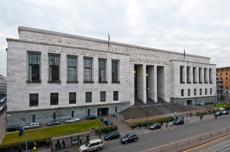 Tribunale corte appello Milano
