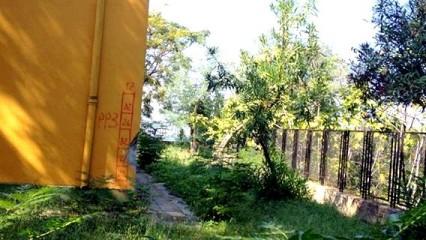 Reggio - Scuola Elementare Sambatello, degrado e incuria